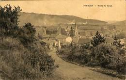 CPA - Belgique - Jemelle - Route Du Gerny - Rochefort