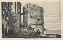 CPA - Laigueglia - Il Bastione - Italie