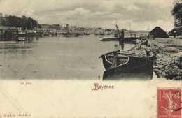 Bayonne Le Port Bateau Saint Martin   RV - Bayonne