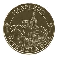 Monnaie De Paris , 2013 , Harfleur , Fête De La Scie - Monnaie De Paris