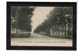 01 - LA VALBONNE - Camp, Entrée Principale  - 4470 - France