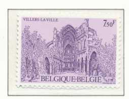 D - [152162]TB//**/Mnh-N° 2057, Tourisme, Abbaye De Villers-la-Ville, SNC - Neufs