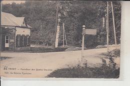 76  -  YPORT -  Carrefour Des Quatre Chemins - Yport