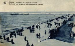 L06 : Lot Van 20 Kaarten Oostende, Allen Gelopen Kaarten - Postkaarten