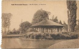 Deurne  *  Park Rivierenhof Deurne  - Het Paviljoen - Le Pavillon - Antwerpen