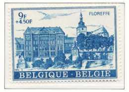 D - [151088]SUP//**/Mnh-N° 1665, Abbaye De Floreffe, SNC - Belgique