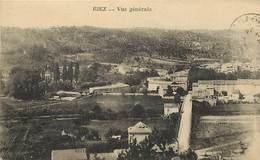 -dpts Div.-ref-AR157- Hautes Alpes - Riez - Vue Generale - Carte Bon Etat - - Other Municipalities