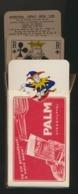 PALM  BELGIAN BEER - 54 Cartes