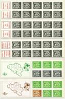 D - [150836]SUP//**/Mnh-B3/7, Les 5 Carnets, Type Marchand (lunettes), SNC - Booklets 1953-....