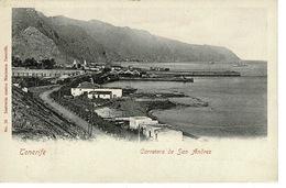 TENERIFE- Carretera De San Andres- CPA ( Espagne) - Espagne