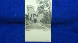 Windsor Norman Tower England - Windsor Castle