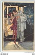 N°8072 - Carte Illustrateur - Mauzan - Pierrot Et Colombine - Mauzan, L.A.