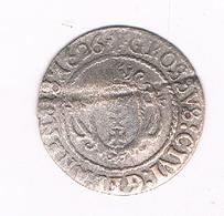 GROSZ  1626  DANZIG/GDANSK  POLEN /1127/ - Pologne