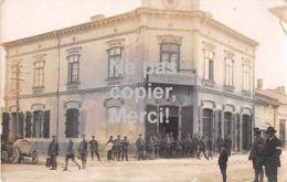 Focșani - Soldatenheim - 1917/8 Fotokarte - Romania