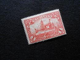D.R.Mi 16 - 1M**MNH - Deutsche Kolonien ( Marianen ) 1901  Mi 25,00 € - Colony: Mariana Islands