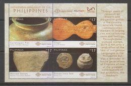 Filippine Philippines Philippinen Pilipinas 2019 Indigenous Languages Minisheet 4 Stamps - MNH** - Filippine