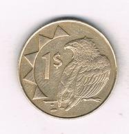 1 DOLLAR 1996  NAMIBIE /1136/ - Namibie