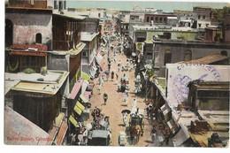 Inde CALCUTTA Burra Bazar Couleur...G - Inde
