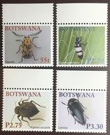 Botswana 2003 Beetles Insects MNH - Insetti