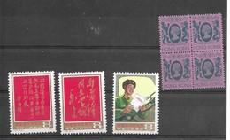 Chine 1978 Série  N2 - Nuovi