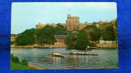 Windsor Castle & River Thames England - Windsor Castle