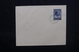 BELGIQUE - Prince Baudoin Sur Enveloppe En 1937 De Bruxelles - L 52877 - Cartas