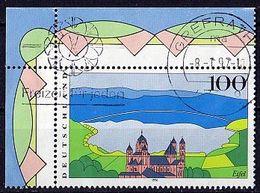 BRD Mi. Nr. 1852 O Used/gestempelt Eckrand Oben Links (A-8-5) - Gebruikt