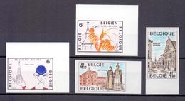 1907/1910 TOERISME ONGETAND   POSTFRIS** 1978 - Belgium