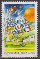 Aviation - FRANCE - Aéroclub De France -  N° 3172 - 1998 - Used Stamps