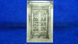 The Bunyan Bronze Door Bedford England - Bedford