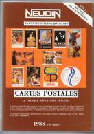Neudin Catalogue 1988 Jamais Ouvert état Superbe - Livres