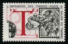 FRANCE - VIGNETTE SALON DU TIMBRE 1994 - YT V28 - 1 VIGNETTE ** - Commemorative Labels