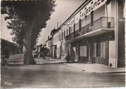 65 MAUBOURGUET  Les Allées (côté Ouest) - Maubourguet