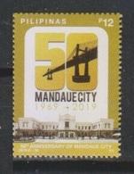 Filippine Philippines Philippinen Filipinas 2019 Mandaue City 50th Anniversary Singles 12p - MNH** (see Photo) - Filippine