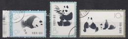 PR CHINA 1963 - Giant Panda CTO With MARGIN! - Gebraucht