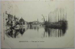 ARGENTON Vue Sur La Creuse - Autres Communes