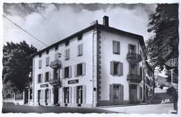 CPSM 81 LACAUNE LES BAINS L' Hôtel Fuziès - France