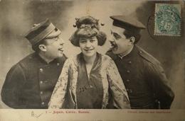 Militair // Humor // Japon Coree Russie 1905? - Humoristiques