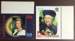 Botswana 2002 Golden Jubilee MNH - Botswana (1966-...)
