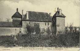 Environs De Saint Benoit De Sault Chateau De Boisremont RV - Francia