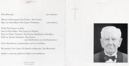CAMIEL VAN CAUTER WANZELE KORTRIJK RIJKSWACHTER - Religion &  Esoterik
