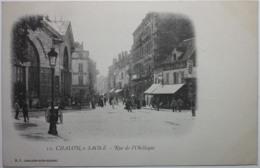 CHALON SUR SAONE Rue De L'Obélisque - Chalon Sur Saone