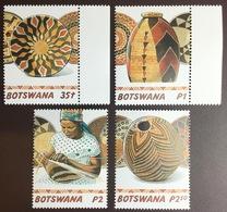 Botswana 2001 Baskets MNH - Botswana (1966-...)
