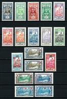Oceanía (Francesa) Nº 47/60-61/4(*)/* - Oceania (1892-1958)