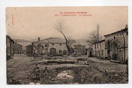 - CPA CHAOUILLEY (54) - Le Faubourg 1910 (avec Personnages) - Edition Dupraz 375 - - France