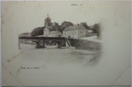 DOLE Pont Sur Le Canal - Dole