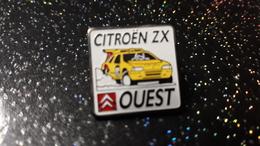 PIN S  VOITURE CITROEN ZX - Citroën