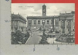 CARTOLINA NV ITALIA - ROMA - Il Campidoglio - 9 X 14 - Roma