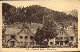 Cp Saint-Martin-Vésubie Alpes Maritimes, Hotel Du Boreon - Other Municipalities