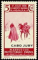 Cabo Juby 087 ** Paisajes. 1935 - Kaap Juby